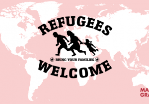 RefugeesWelcome MG