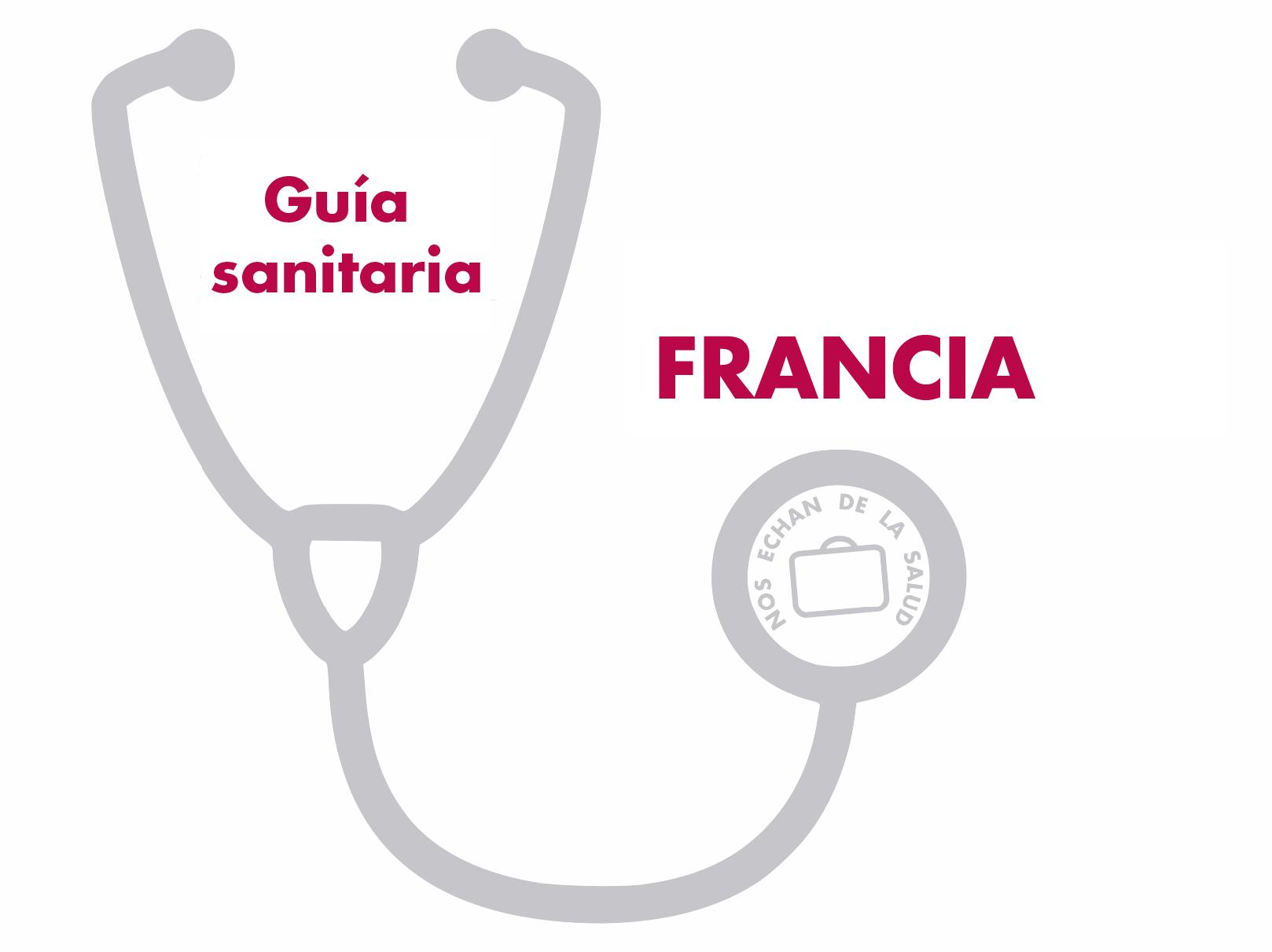Guia Sanitaria Francia - Marea GranateMarea Granate