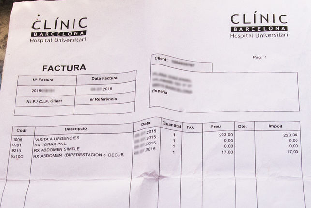CÓMO EVITAR Y RECLAMAR FACTURAS POR ATENCIÓN MÉDICA EN ESPAÑA ...
