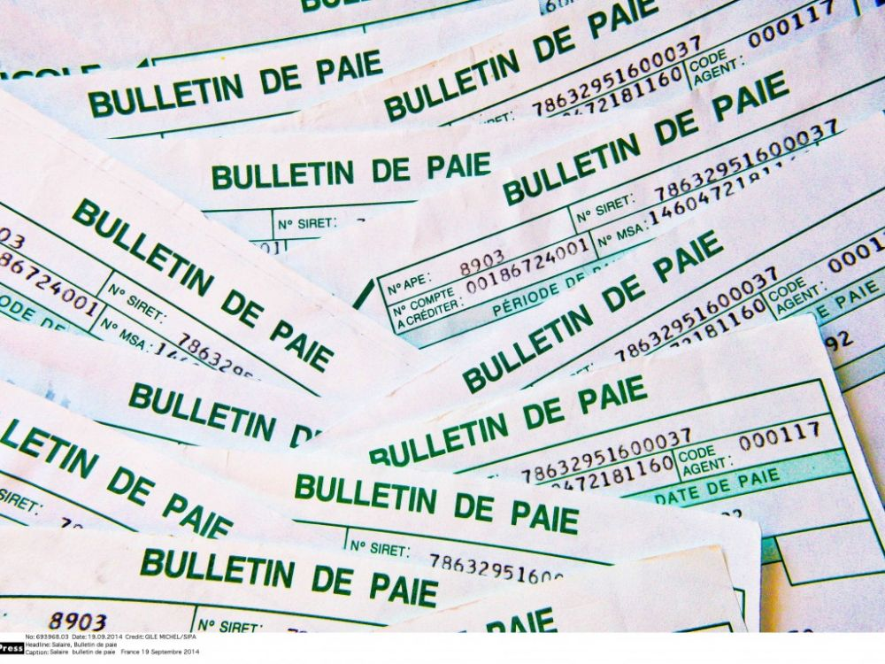 Fiches De Paie Tickets Restaurants Et Moiti Ef Bf Bd De Carte Orange