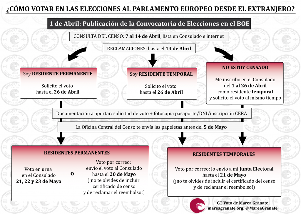 Plazos voto VI