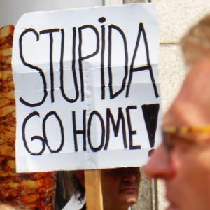 StupidaGoHome