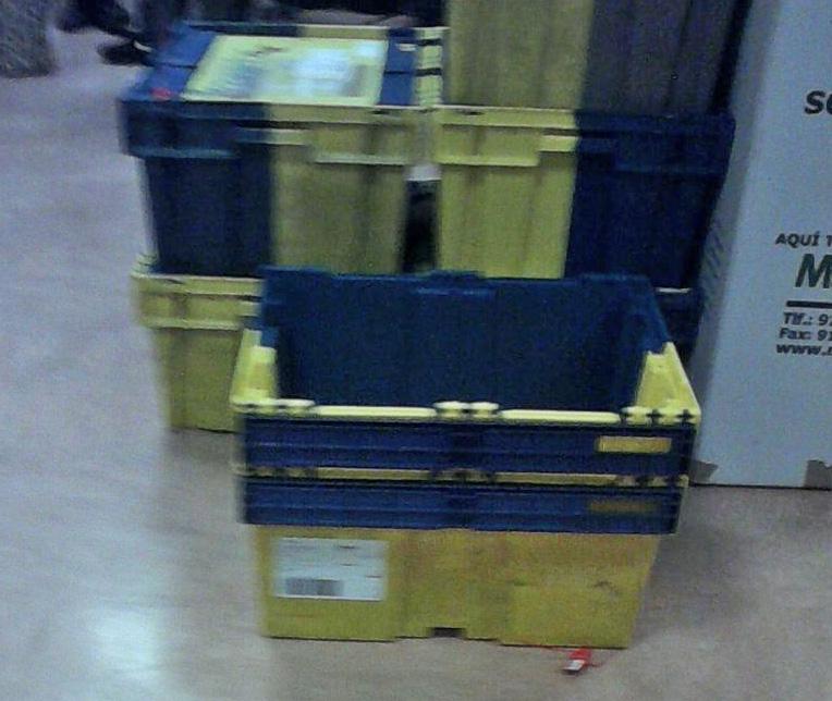 valijas correos